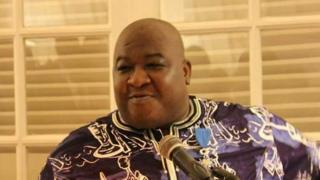 Kangni Alem, écrivain et dramaturge togolais