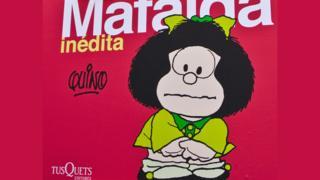 Portada libro Mafalda