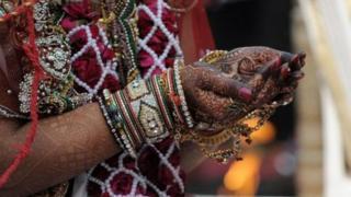 انڈیا کم عمری میں شادی