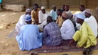 Husband school in Zinder, Niger