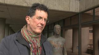 Antony Gormley and sculpture