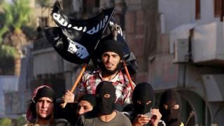 Afganistan'daki IŞİD militanları