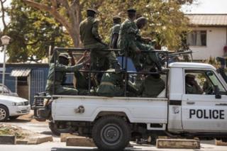 Polisi nchini Zambia