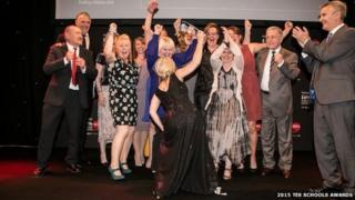 2015 TES Schools Awards