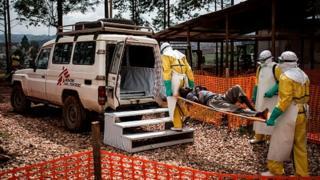 Ebola a fait 500 morts en RDC