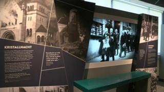 Holocaust centre at University of Huddersfield