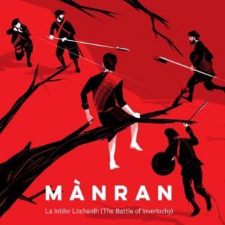 Artwork for Mànran Celtic Connections show
