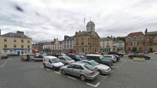 The Square, Kelso