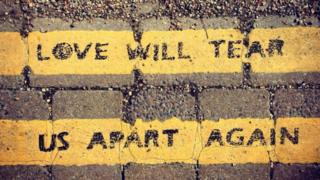 Joy Division's Love Will Tear Us Apart