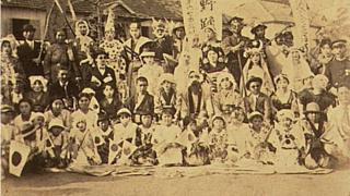 Escola japonesa na colônia Hirano