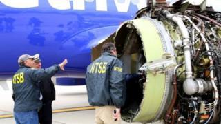 حادث طائرة ساوث ويست