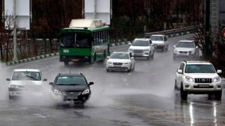 هشدار در مورد احتمال بارندگی شدید در ایران