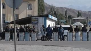 Спецназ Кыргызстана
