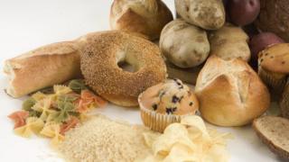 Alimentos carbohidratos