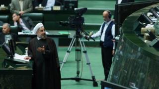 اعتصاب بازاریان فشار بر دولت حسن روحانی را مضاعف کرده است