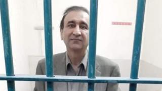 Shakilur Rahman behind bars
