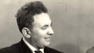 Semion Rosenfeld. File photo