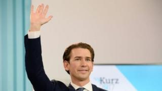 """Sebastian Kurz """"Avstriyanı Avropanın zirvəsinə qaldıracağam"""" deyib"""