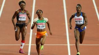 Mondiaux 2017: Marie-Josée Ta Lou sacrée vice-championne des 200m
