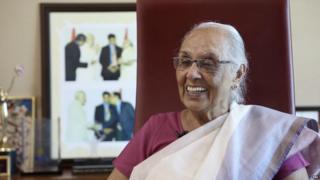 ਜ਼ੁਲੇਖਾ ਦਾਊਦ ਯੂ.ਏ.ਈ ਵਿੱਚ ਭਾਰਤੀ ਮੂਲ ਦੀ ਸਭ ਤੋਂ ਪਹਿਲੀ ਡਾਕਟਰ ਹੈ