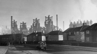 picture-of-Corby-steelworks-in-Northamptonshire.