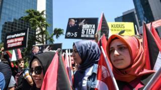 İstanbul'daki protestolar