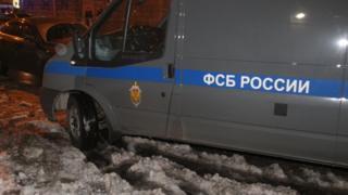 Машина ФСБ
