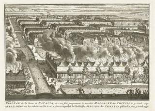 pembantaian orang-orang cina 1740