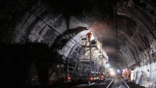 The Severn Tunnel works are due to take six weeks to complete