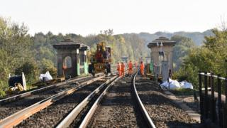 Brighton Main Line Improvement Project