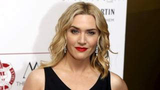 Kate Winslet at the Critics' Circle Film Awards on 17 January 2016