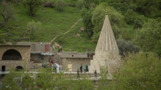 Macbad ka mid ah kuwa Yazidi-ga