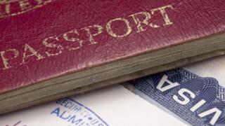 Passport/visa