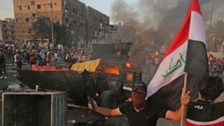 آتش ناآرامی در عراق؛ کند شده ولی خاموش نشد