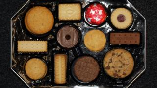 Fox's biscuit selection