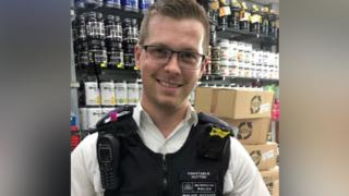 PC Stuart Outten