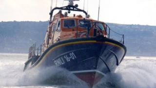 RNLI St Helier lifeboat