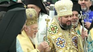 جدایی رسمی کلیسای ارتودکس اوکراین از کلیسای روسیه