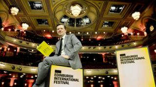 The Edinburgh International Festival programme was launched by director Fergus Linehan