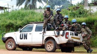 rdc, république démocratique du congo, attaque contre les casques bleus