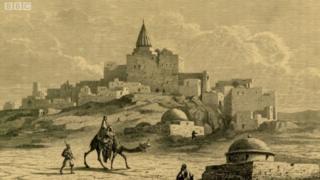 Nabi Yunus đã là nơi thờ phụng từ hàng thế kỷ nay.