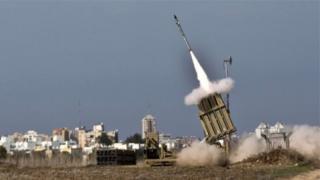 Israel yatangiye gukoresha ubu bwirinzi bwa misile guhera mu mwaka wa 2011