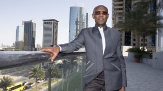 Le milliardaire rwandais Tribert Ayabatwa Rujugiro