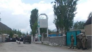 O'zbek-Qirg'iz chegarasi