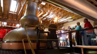 distillery visitor centre