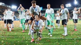 ندیم امیری اخیرا به مقام قهرمانی رقابتهای جام ملتهای اروپا دست پیدا کرد