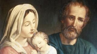 Maria, Yesus, Josef