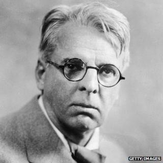 WB Yeats (circa 1920s)