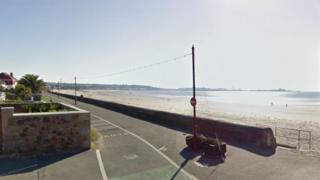 St Aubins Bay