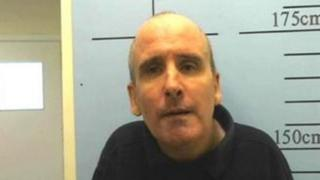 Simon Brown - missing prisoner from HMP Huntly
